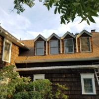 After Roof Replacement - Warwick Gallery