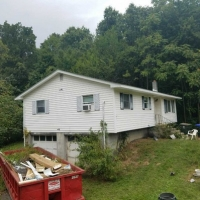 Complete Roof Replacement On County Highway 17 In