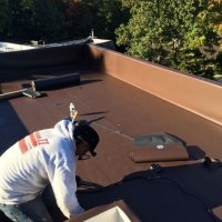 Warwick Condominium Flat Roof Replacement
