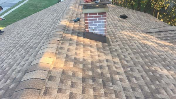 Shingle Roof Replacement on Cunningham Drive in Monroe NY by – Shingle Roof Replacement